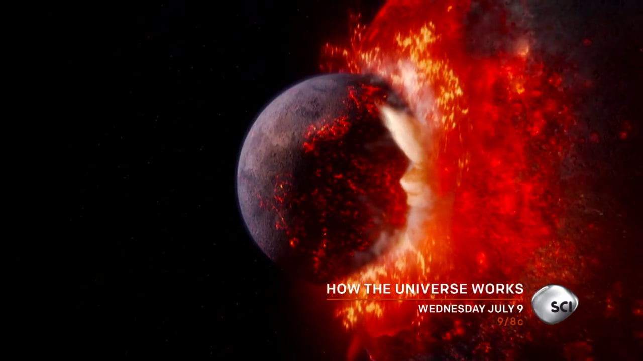 Zoom from the edge of the universe to the quantum foam of spacetime and learn about everything in between