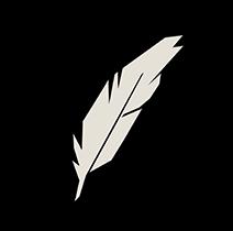 small white feather